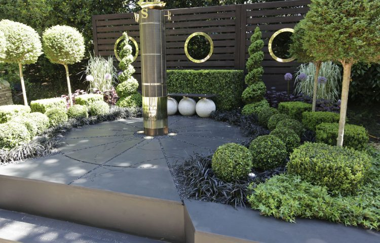 Designer A Centenary Garden for Captain R F Scott