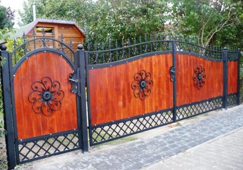 Vartai ir tvoros