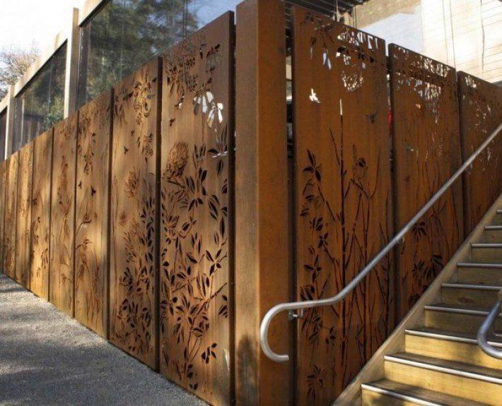 tvoros ir vartų projektavimas, įrengimas